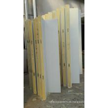 Eckplatte für Kühlraum-Tiefkühlgerät