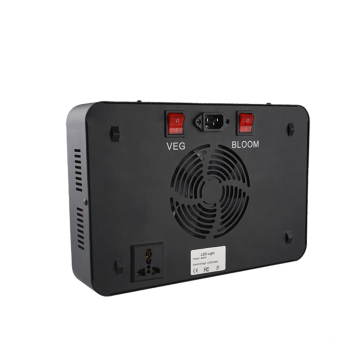 led crece la luz doble interruptor 600W
