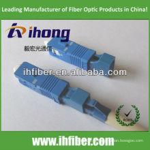 LC macho SC macho fibra adaptador SM de alta qualidade