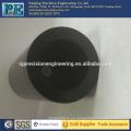Cnc personalizado de alta calidad girando el casquillo plástico de la tubería