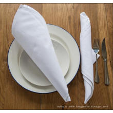 DPF 100% Cotton White Restaurant Napkin
