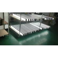 EMC LVD batten light decoration lighting suspension smd2835 20w 28w aluminum pendant light