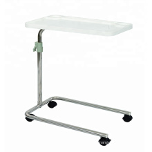Medical ABS countertop hospital moves dinner table