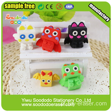 Colorful Halloween Holiday Decoration Eraser