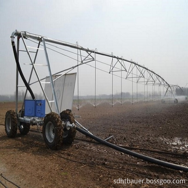 Lateral Pivot Irrigation System12