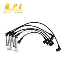 Cable de encendido de silicona de alta tensión, CABLE DE ENCHUFE DE LA CHISPA PARA OPEL Vectra 1.8L