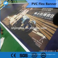 Cartaz de qualidade Liso 510gsm 1000 * 1000D 9 * 9 nba banner para comercial