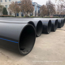 Sdr11 Pe 100 PE 80 Grade Hdpe Pipe For water supply