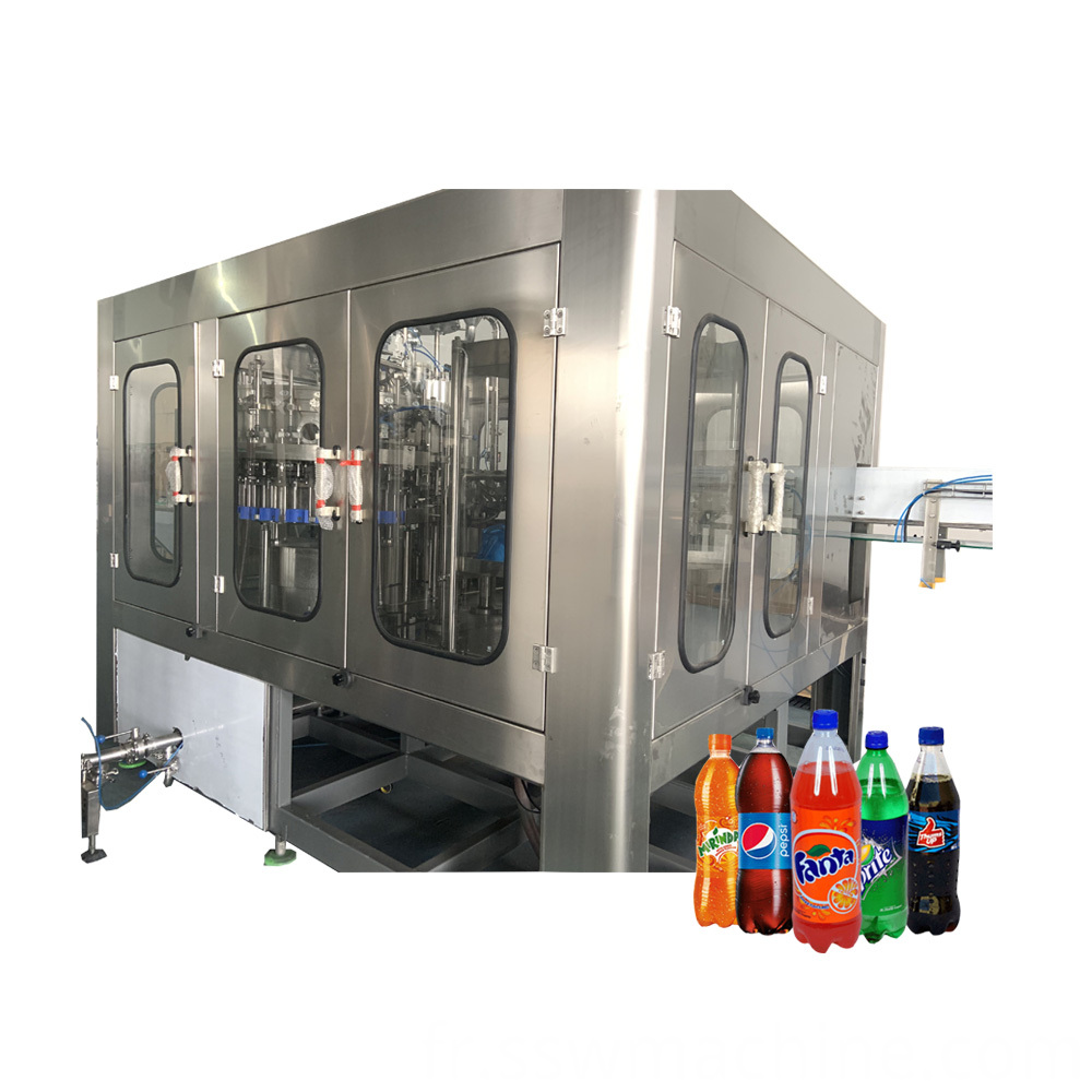 Carbonated Filling Machinery