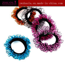 Fashion Hair Jewelry with Lace
