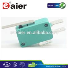 Daier microinterruptor a prueba de agua t125 5e4 pulsador microinterruptor