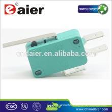 Daier waterproof micro switch t125 5e4 push button micro switch