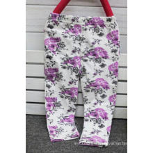 Baby Flower Pants en ropa para niños