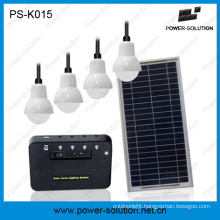 Portable and High Performance LED Solar Home Lighting Kit for No-Electricity and Rural Areas