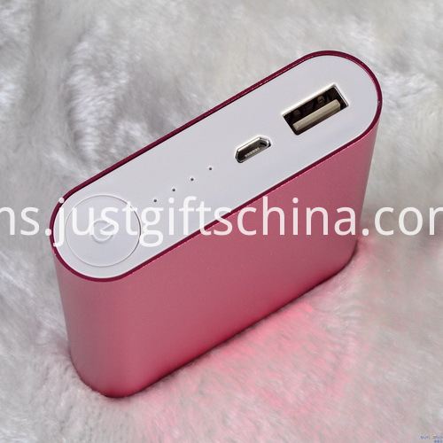 Promotional Concise Style Aluminium Alloy Power Bank 10400mAh_08