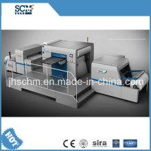 Máquina de estampagem automática de papel / cartão de alta velocidade