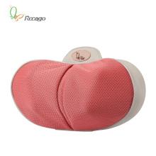 Voiture et maison Mini loisirs Chauffage Massage Oreiller avec tête de massage
