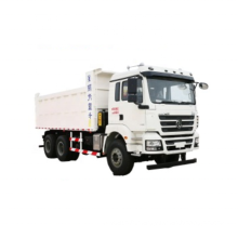 Competitive price China Shacman trucks heavy duty dump truck tipper truck to Africa