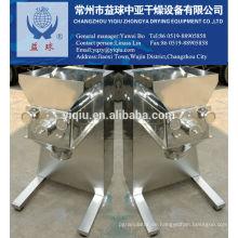 Buchweizen Tee Partikel Granulierung Ausrüstung