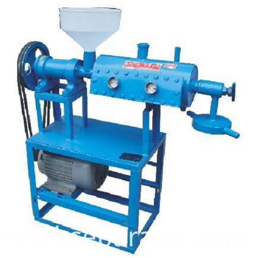 SMJ-25 type rice starch self-cooked rice noodle machine