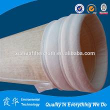 Aramid dust bag and filter cloth