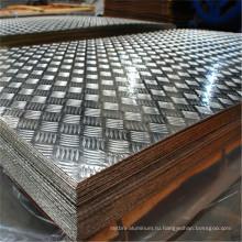 6061 сорта оцинкованной листовой алюминий плита пола