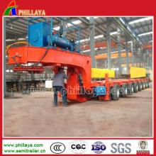 100-500ton Heavy Duty Hydraulic Modular Trailer