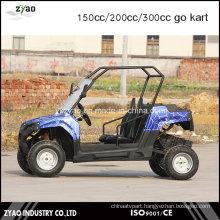 Mini Jeep Go Kart with Trailer