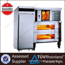 Good Quality Industrial (Ce) 4/16-Tray Countertop Electric Convection Oven