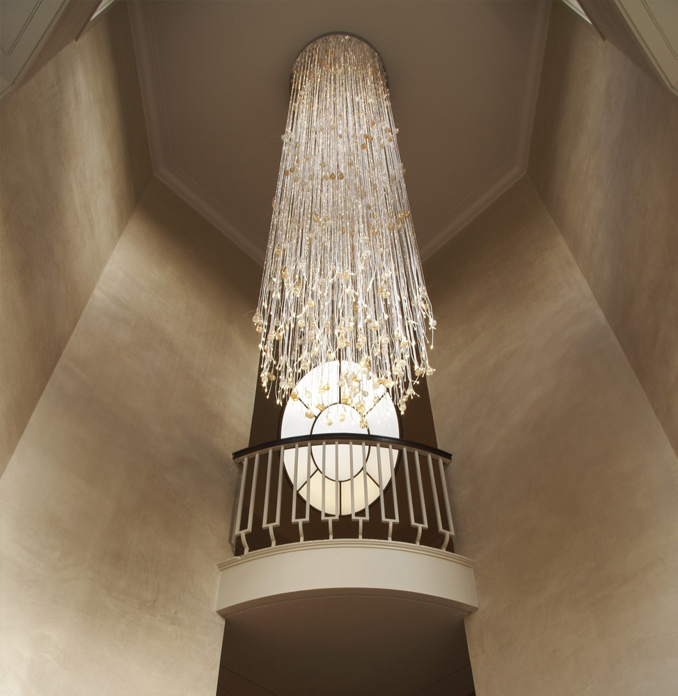 G-Lights fiber optic chandelier (3)