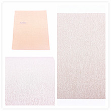 Calcined Aluminum Oxide Champagne Latex Sandpaper