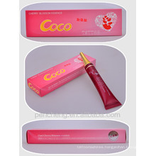 lip pink- 7 Days Magic Pink up for Permanent Makeup &Cherry blossom essence-COCO Natural lip color