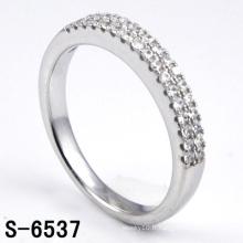 Bague en bijoux en argent sterling 925 en argent sterling pour femme (S-6537. JPG)