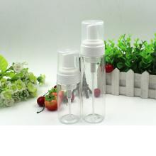 Bouteille en plastique de pompe de mousse, bouteille liquide de savon (NB230)