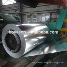 cold rolled and galvanized steel coil