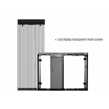 Outdoor Mesh LED Screen Panel