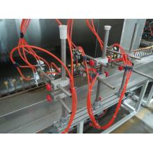 Automatische Lackieranlage Produktion