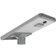 10W intègrent le lampadaire solaire à LED avec un long temps de travail
