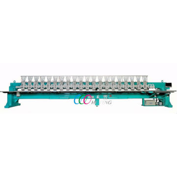 15-24 heads high speed embroidery machine(speed1000-1200rpm)