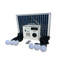 Solar Emergency power Light solar airconditioner for Homes