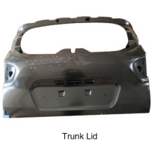 Renault Capture Tail Gate