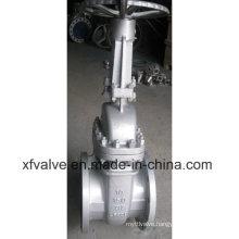 ANSI 150lb Cast Carbon Steel Wcb Flange End Gate Valve