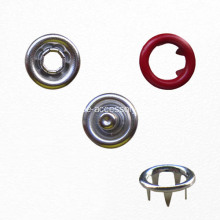 Eco-Friendly Metal Prong Snap Button