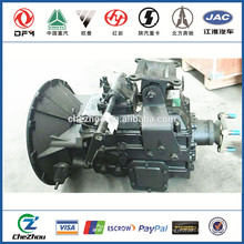 1700010-C62837 gearbox assemble for heavy truck