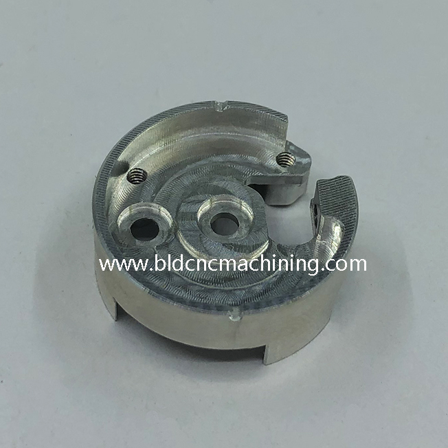 High Speed Milling Aluminum