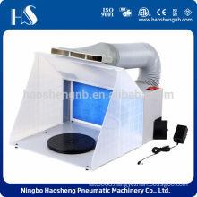 HSENG HS-E420DCK airbrush spray booth