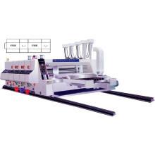 Máquina de entalhe de impressão de alta velocidade