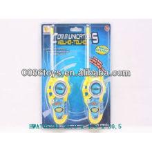 Interphone de los cabritos, juguetes del interphone, juguete plástico del interphone