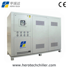 24kw -30c Ultya Low Temperature Industrial Water Cooled Glycol Chiller