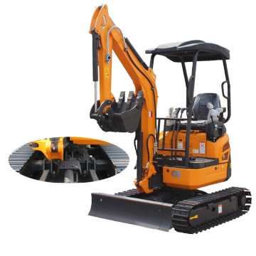 Vende-se mini-escavadeira Rhinoceros XN20 2ton